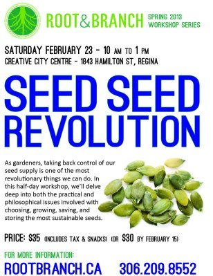 SeedSeedRevolution2013POSTER